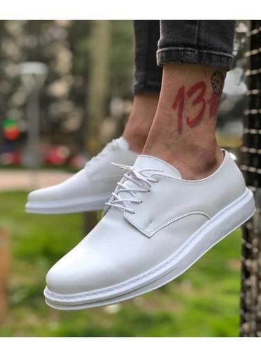 Chekich CH003 BT Erkek Ayakkabı BEYAZ Beyaz